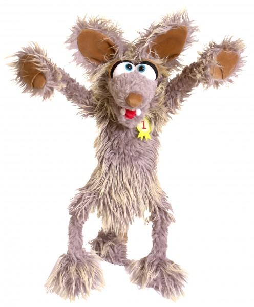 Living Puppets Kojote Jörg Schlawenski Handpuppe