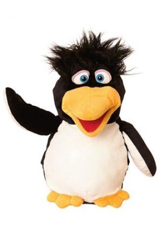 Living Puppets Handpuppe Erwin der Pinguin