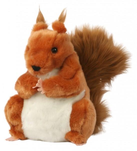 Handpuppe Eichhörnchen rot von The Puppet Company