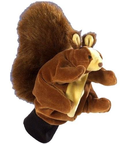 beleduc Handpuppe Eichhörnchen
