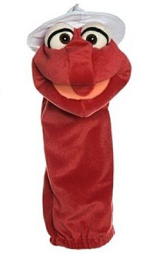 Living Puppets Feuerwehrmann Quasselwurm