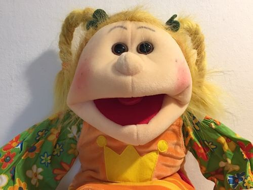 Living Puppets Handpuppe kleine Jenny 45cm