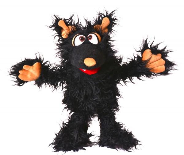 Living Puppets Handpuppe Monster Muffi Hapsweg W818