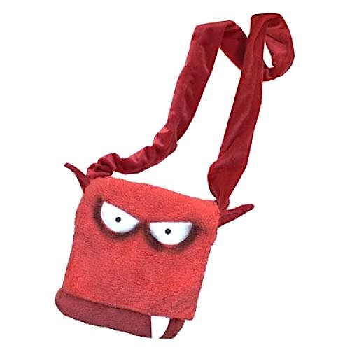 Monsta Bag Regz rot