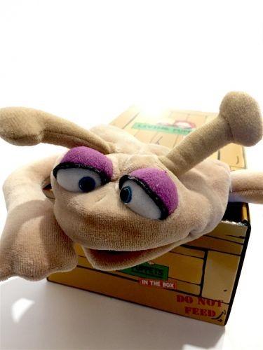 Living Puppets Handpuppe Kunigunde in der Box