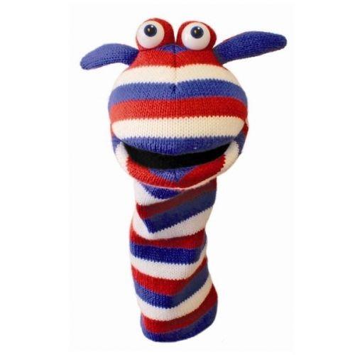 Socken Handschuhpuppe Jack von The Puppet Company
