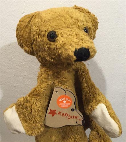 Handpuppe brauner Bär von Kallisto