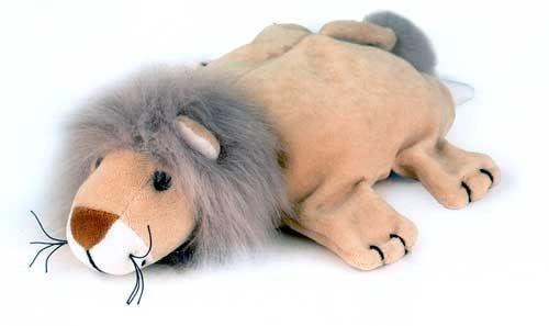 Handpuppe Löwe mit Mähne von Egmont Toys