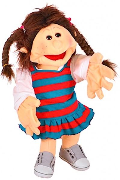 Living Puppets Handpuppe Lischa W770 45cm