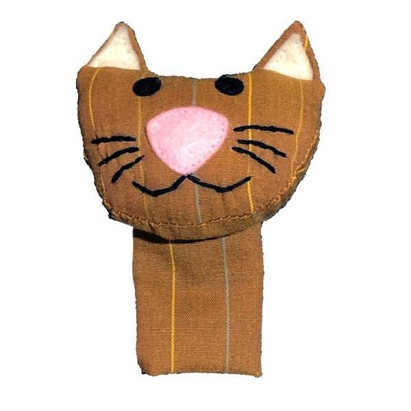 Fingerpuppe Katze von Hickups
