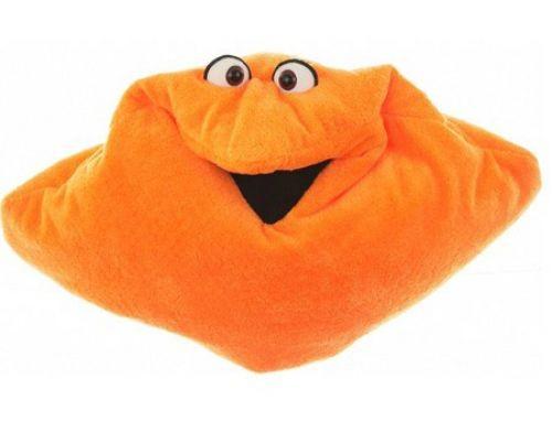 Living Puppets Kissen orangenes Wunschtraumkuschelmuschelkissen