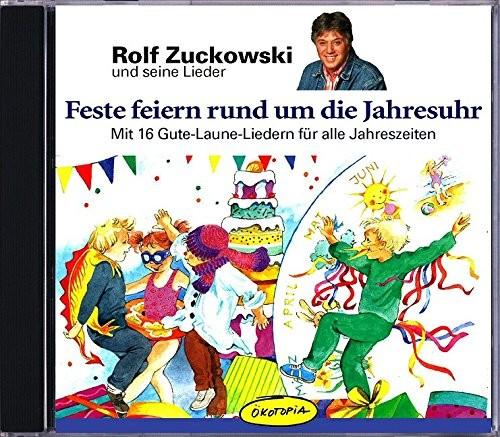 CD Feste feiern rund um die Jahresuhr
