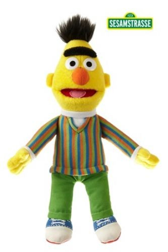 Living Puppets Plüschfigur Bert