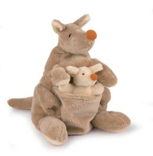 Handpuppe Känguru von Egmont Toys