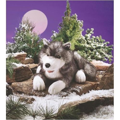 Folkmanis Handpuppe Polarwolf