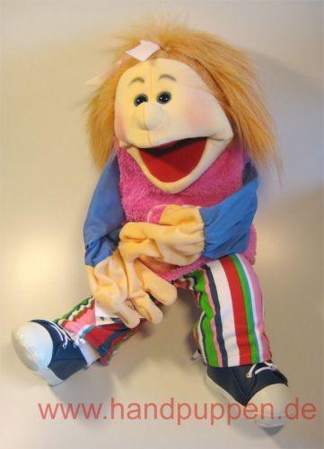 Living Puppets Handpuppe Mette 65cm