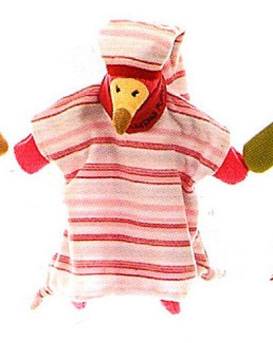 Living Puppets Ronny Dodo