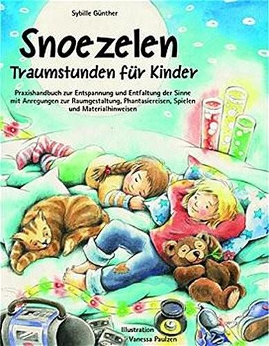 Buch - Snoezelen - Traumstunden für Kinder
