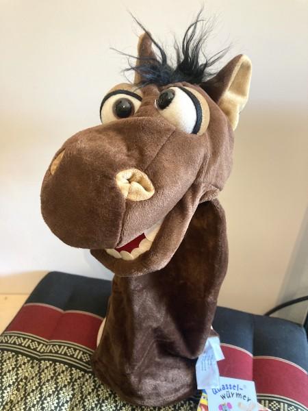 Fred-Jonathan Quasselwurm Pferd
