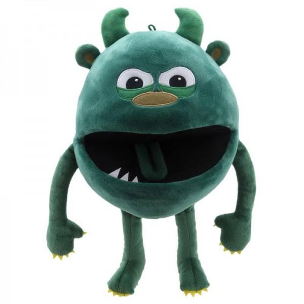 Baby Monster Grün von The Puppet Company