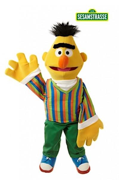 Living Puppets Handpuppe Bert 75cm