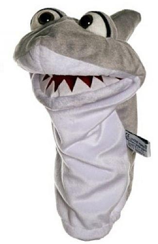 Living Puppets Quasselwurm kleiner Hai