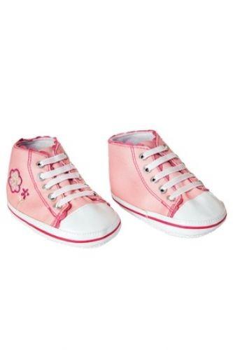 Living Puppets rosa Schuhe für die 65cm Handpuppen