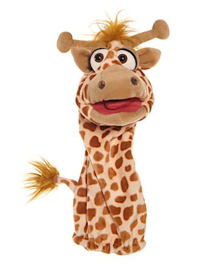 Living Puppets Quasselwurm Giraffe
