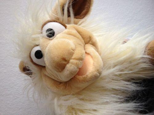 Living Puppets Handpuppe Lamm Lucy Schaf