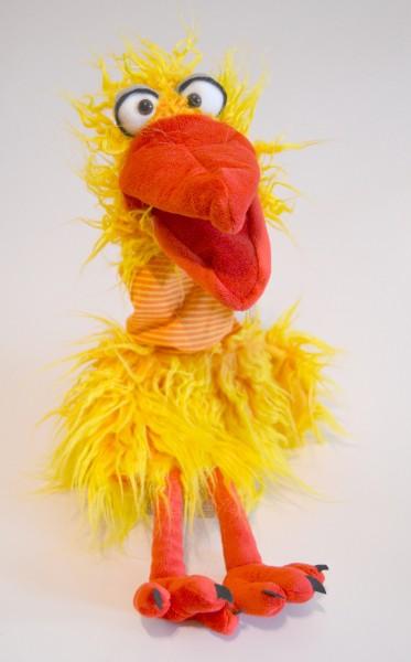 Living Puppets Handpuppe Vogel Karl Heinz Kauderwelsch