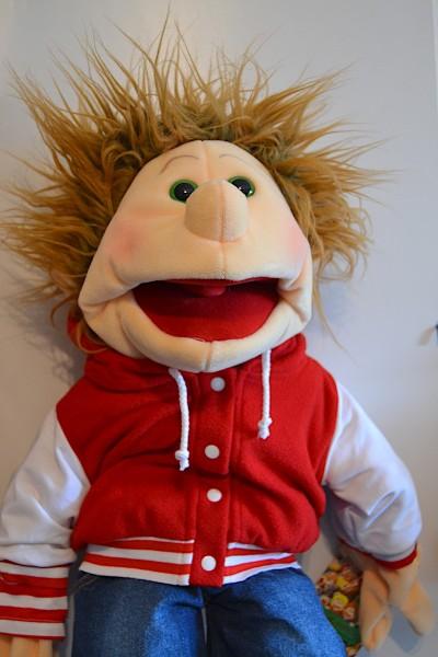 Living Puppets Handpuppe Stuard 65cm