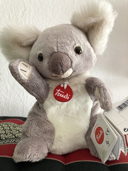 Handpuppe Koala von Trudi
