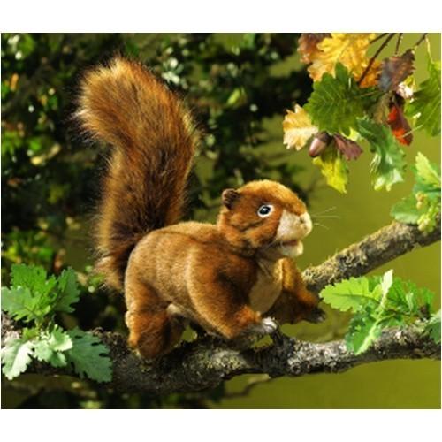 Folkmanis Handpuppe Eichhörnchen / Red Squirrel