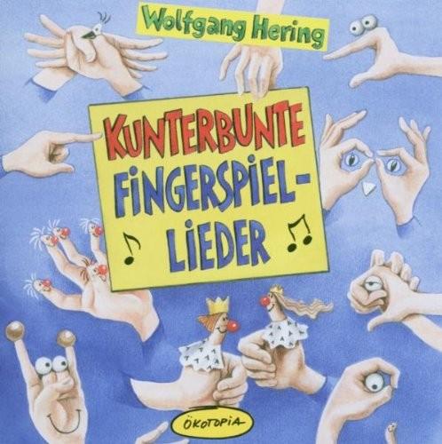 CD Kunterbunte Fingerspiel-Lieder