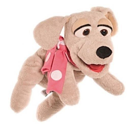 Living Puppets Handpuppe Hund Herr Meier