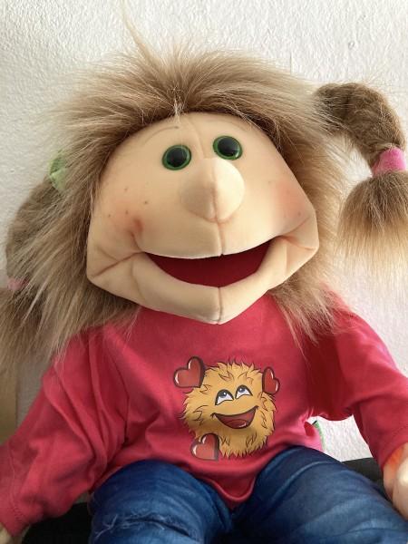 Living Puppets Handpuppe Caro 65cm- W846