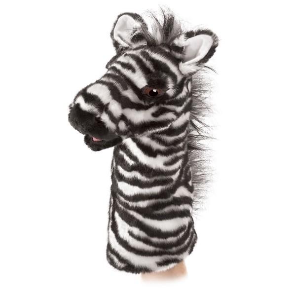 Folkmanis Armspielpuppe Zebra