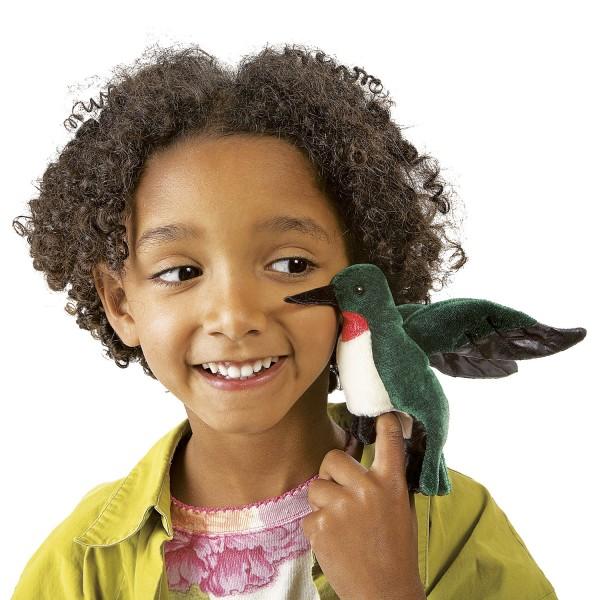 Folkmanis Fingerpuppe Kolibri