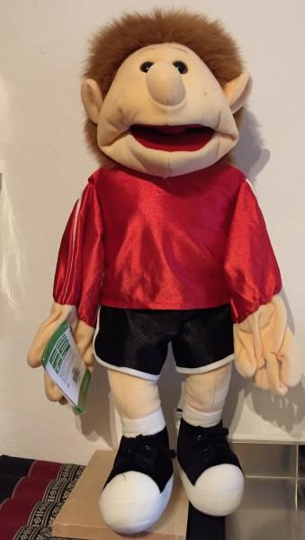 Living Puppets Handpuppe Fußballer 65cm