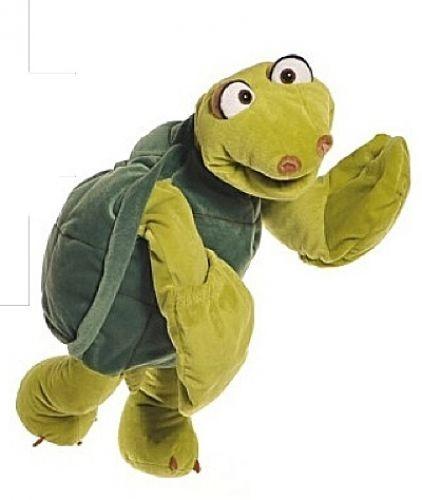 Living Puppets Handpuppe Schildkröte Aristoteles