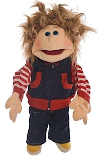 Living Puppets Handpuppe kleine Ronja 45cm