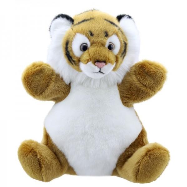 Handpuppe Tiger von Puppet Company