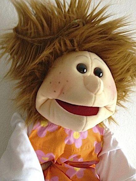 Living Puppets Handpuppe Vivi 65cm