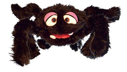 Minna die Spinne - HAndpuppe von Living Puppets