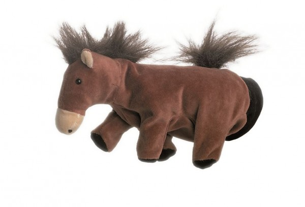 beleduc Handpuppe Pferd