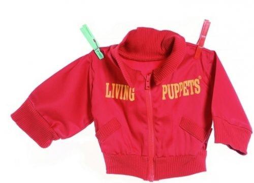 Lutzis rote Jacke für die 65cm Living Puppets