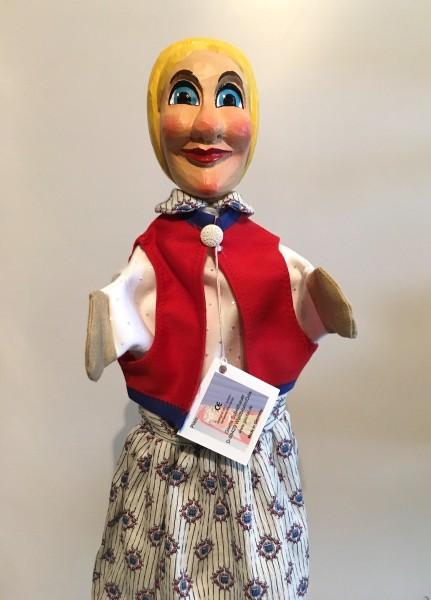 GiScha Kasperlefigur Gretel 55cm
