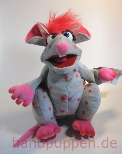 Living Puppets Handpuppe Maus vom anderen Stern