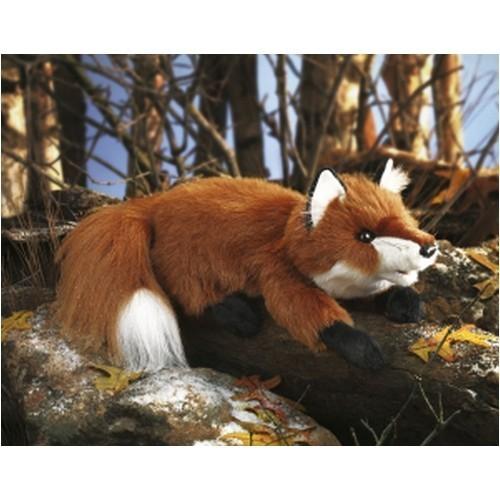 Folkmanis Handpuppe Kleiner roter Fuchswelpe