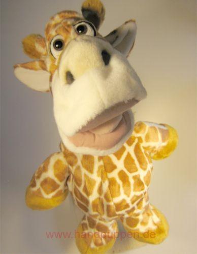 Living Puppets Handpuppe Giraffe